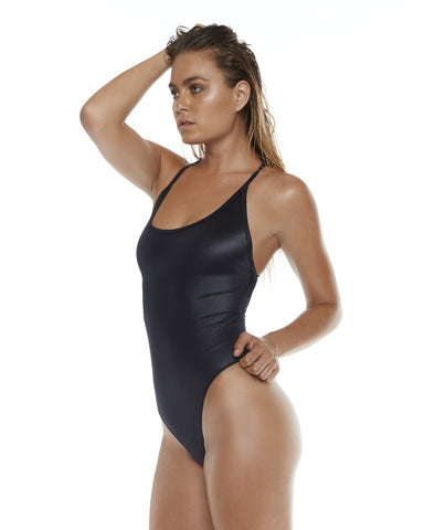 Revolver One Piece - Wetlook  Black