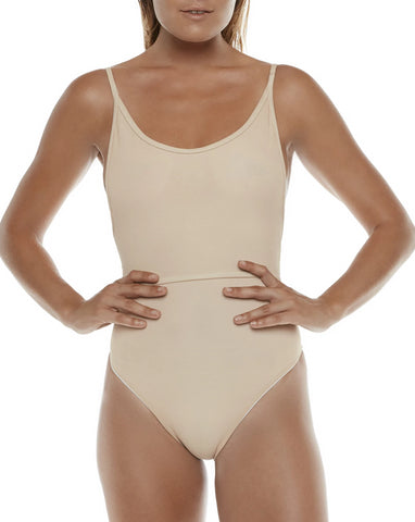 Revolver One Piece Nude