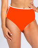 Sports High Waisted Brief - Fluro