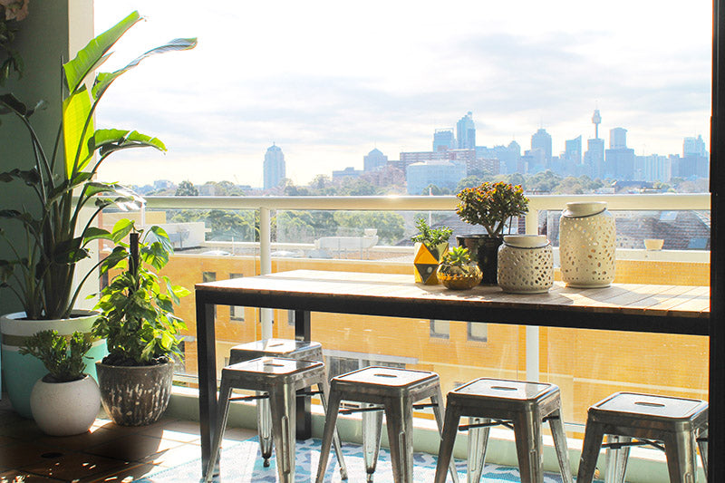 Small but perfectly formed: your guide to a beautiful balcony