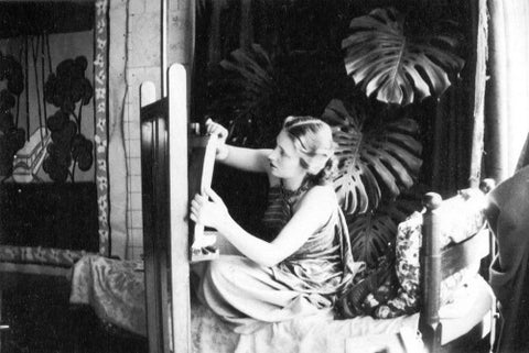 A photograph of Lydia Delectorskaya taken by Henri Matisse, c. 1935