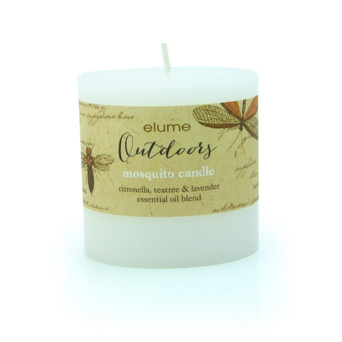 Citronella Candle Small