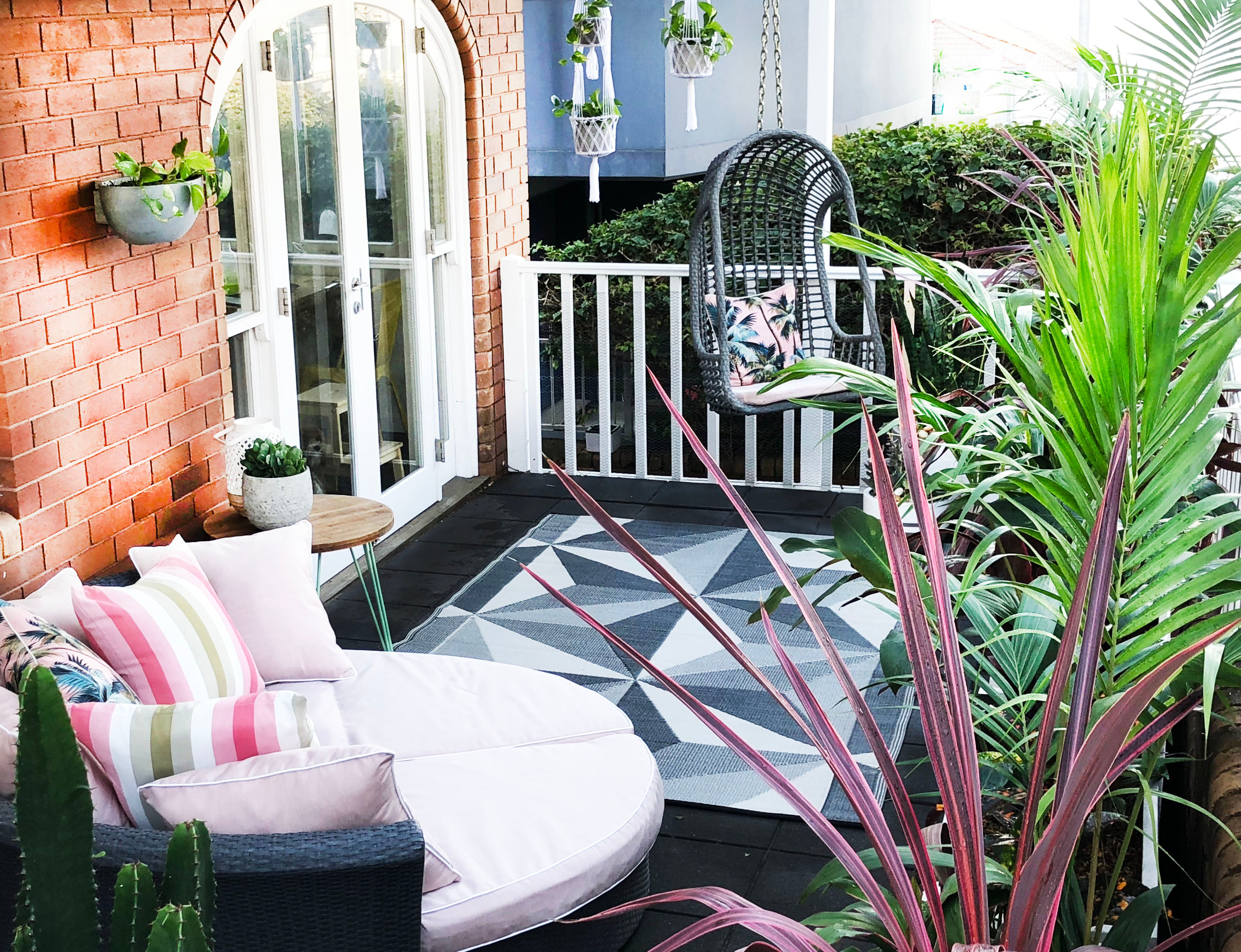 Let us help transform your space into an urban oasis .......