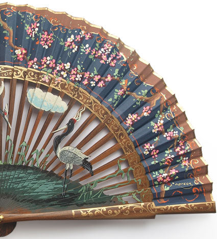 Classic Hand Fans for Display