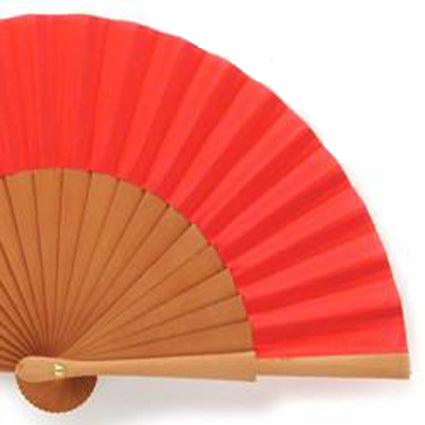 Plain Wooden Fans (Mini)