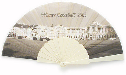 Custom Printed Fans for Events and Campaigns