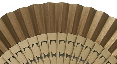 Modern Hand Fan CB320GD