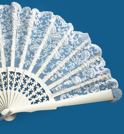 Bridal Hand Fan CB528