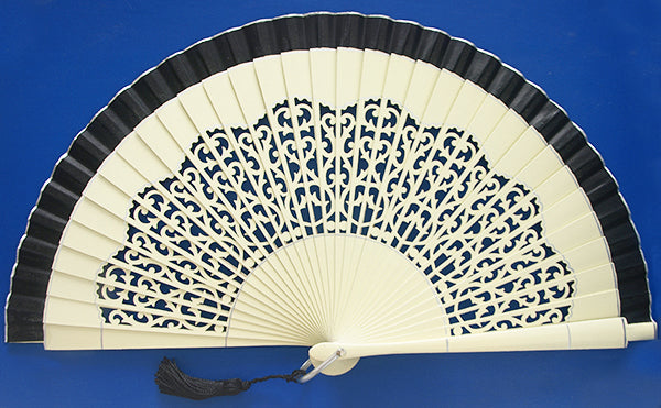 Bridal Hand Fan CB625W