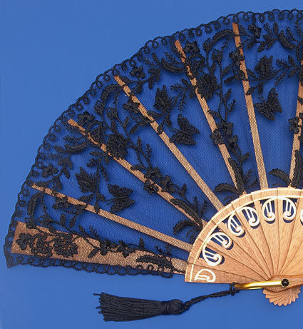 Bridal Hand Fan CB926