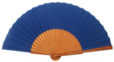 Plain Wooden Hand Fan CF303DB