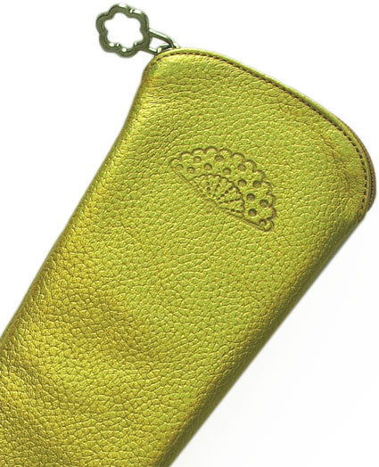 Case Leather Gold23