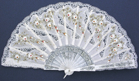 Bridal Hand Fan KC5157
