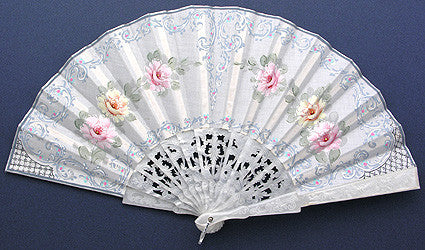 Bridal Hand Fan NC4182
