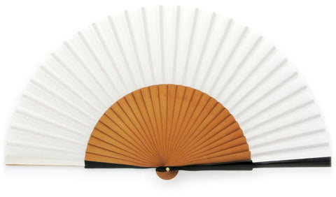 Plain Wooden Hand Fan PC01193