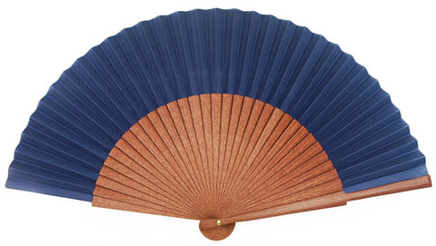 Plain Wooden Hand Fan PF007K