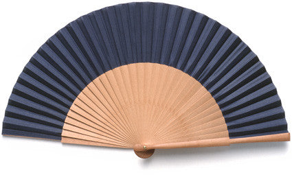 Plain Wooden Hand Fan PF007