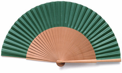 Plain Wooden Hand Fan PF017