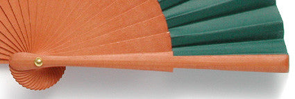 Plain Wooden Hand Fan PF1001
