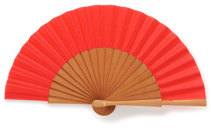 Plain Wooden Hand Fan PF1199