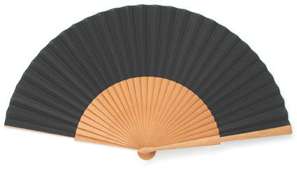 Plain Wooden Hand Fan PF793