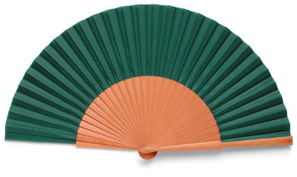 Plain Wooden Hand Fan PF989
