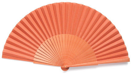 Plain Wooden Hand Fan PF992