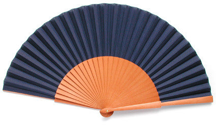 Plain Wooden Hand Fan PF995