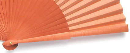 Plain Wooden Hand Fan PF996