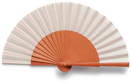 Plain Wooden Hand Fan PF998
