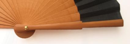 Plain Wooden Hand Fan PF1000