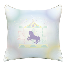 Load image into Gallery viewer, Grow หมอนอิงขนาด16นิ้ว ลายDolce de Carousel Grow Decorate Pillow-Dolce de Carousel