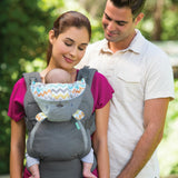 Infantino CUDDLE UP™ Ergonomic Hoodie Carrier : เป้อุ้ม Infantino รุ่น CUDDLE UP™ Ergonomic Hoodie Carrier