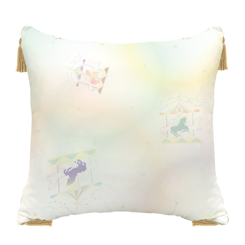 Grow หมอนอิงขนาด18นิ้ว ลายDolce de Carousel Grow Decorate Pillow-Dolce de Carousel Dreamy