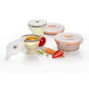 babymoov silicone food storage
