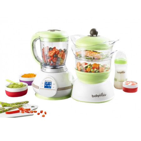 babymoov nutribaby food 5 in 1 processor blender streamer