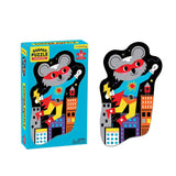 Mudpuppy 50 Piece Shaped Character Puzzles จิ๊กซอว์