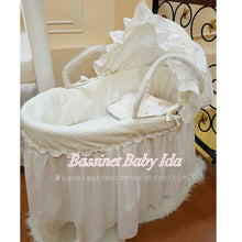 Load image into Gallery viewer, Grow Bassinet Rocker-Victorian โกรว ตะกร้าหวายรุ่นVictorian