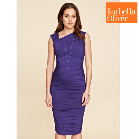 Isabella Oliver Francesca Dress-Ink