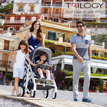 Load image into Gallery viewer, รถเข็นเด็กเเรกเกิด-5ปี Inglesina Trilogy Stroller from Italy-Marina