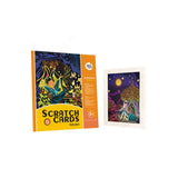 Joan Miro -  Scratch Cards สมุดขูด