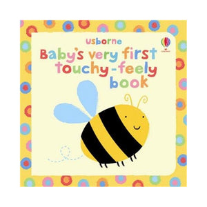 Usborne books Baby's very first touchy-feely book หนังสือ คำแรกBaby's very first touchy-feely book   สำหรับแรกเกิด