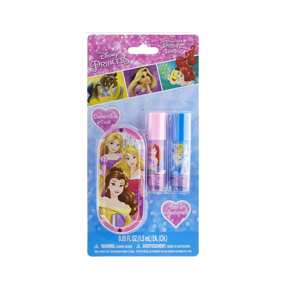 Kindee  Disney Princess Lip Gloss Box Set+Box