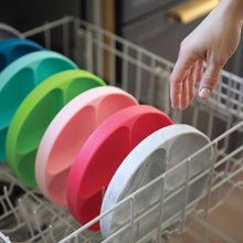 Load image into Gallery viewer, Bumkins Silicone Grip Dish จานซิลิโคนกันลื่น Silicone Grip Dish