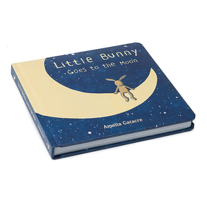 Jelly Cat Little Bunny Goes to the Moon- Jelly Cat หนังสือนิทานกล่อมนอนLittle Bunny Goes to the Moon