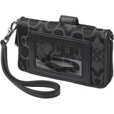 PPB Whereabout Wallet-Paris Noir