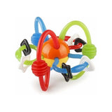 Infantino Shake & Teethe Flexible Rattle Ball ยางกัด-วงแหวน