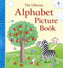 Load image into Gallery viewer, Usborne books Alphabet picture book 2Y+ หนังสือ  Alphabet picture book  สำหรับเด็ก 2 ปีขึ้นไป