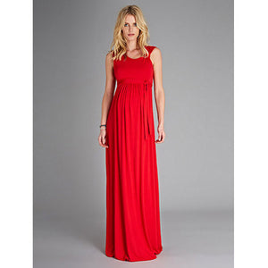 Isabella Oliver Anita Dress-Scarlet