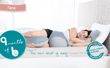 Load image into Gallery viewer, Set Babymoov Dream Belt Sleep Belt for pregnancy Dream Belt+Mum& B -ชุดเข็มขัดพยุงครรภ์+หมอนคุณเเม่